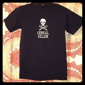 HOT TOPIC S Cereal Killer T-Shirt